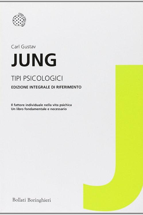 Tipi psicologici di Carl Gustav Jung