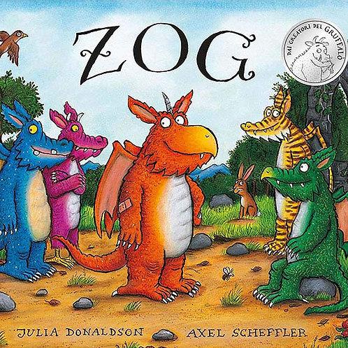 Zog. Ediz. A colori di Julia Donaldon e Axel Scheffler