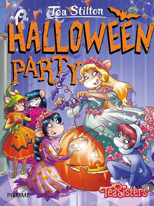 Halloween party di Tea Stilton
