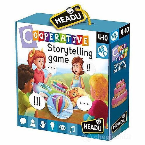 Cooperative storytelling game!!