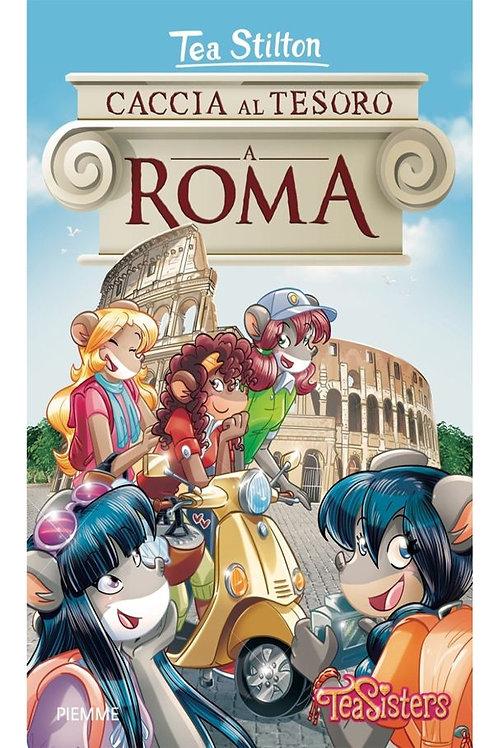 Caccia al tesoro a Roma di Tea Stilton