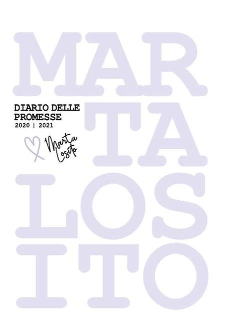 Diario delle promesse 2020/2021 di Marta Losito