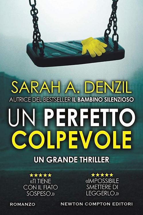 Un perfetto colpevole di Sarah A. Denzil