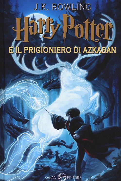 Harry Potter e il prigioniero di Azkaban: 3 di J. K. Rowling