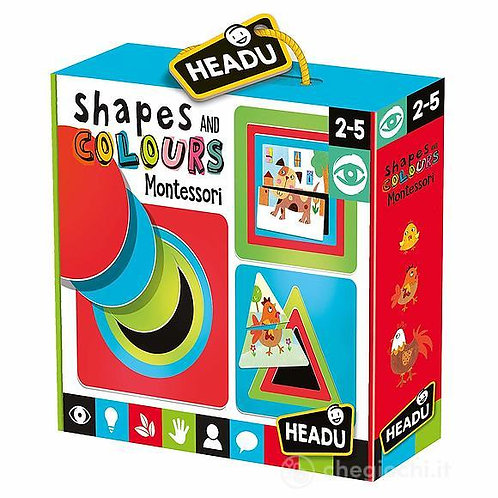 Forme e Colori Montessori