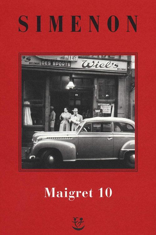 I Maigret. N.e. Vol. 10 di Georges Simenon