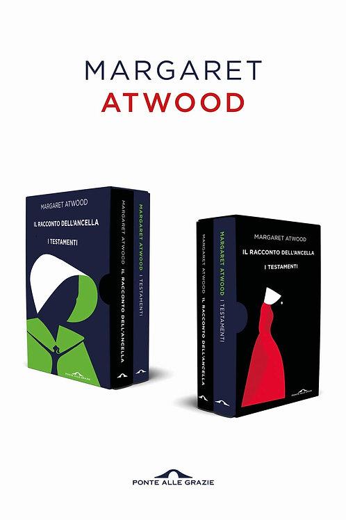 Il racconto dell'ancella + I testamenti di Margaret Atwood