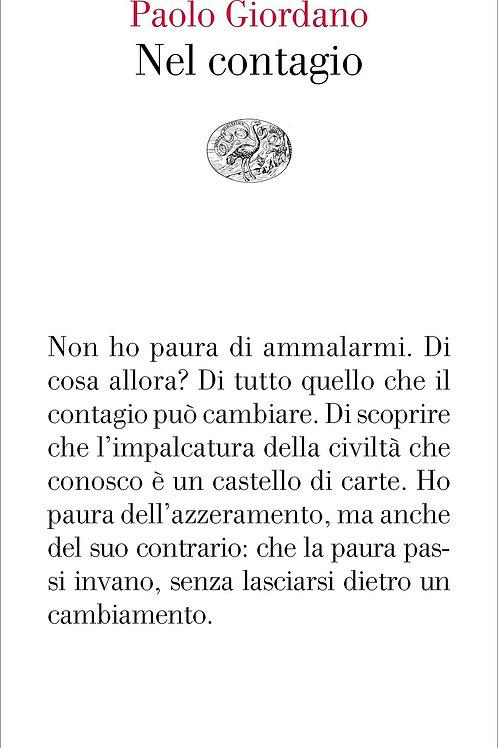 Nel contagio di Paolo Giordano