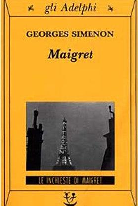 Maigret di Georges Simenon