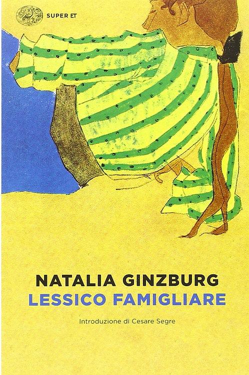 Lessico famigliare di Ginzburg Natalia