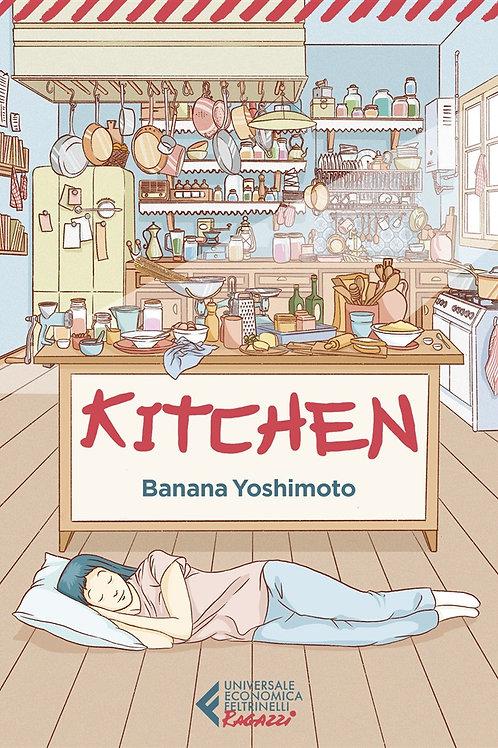 Kitchen di Banana Yoshimoto