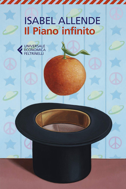 Il piano infinito di Isabel Allende