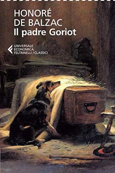 Il padre Goriot di Honorè de Balzac
