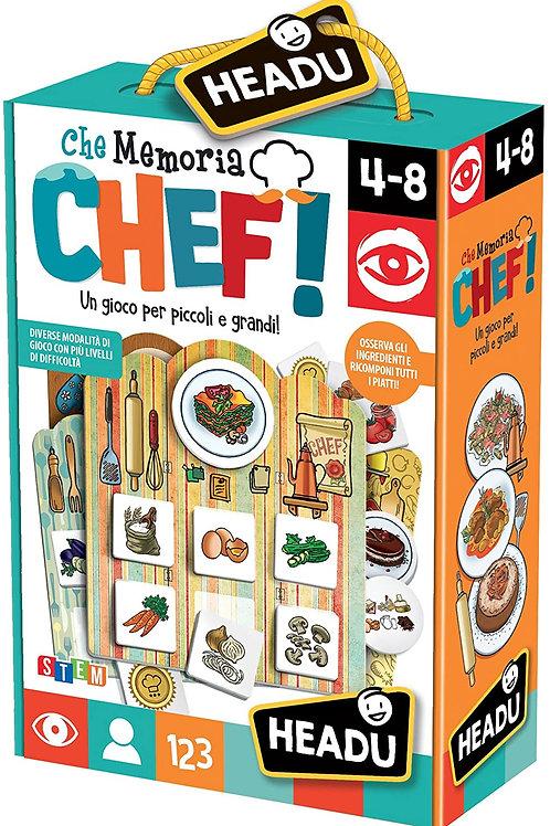 Che memoria Chef