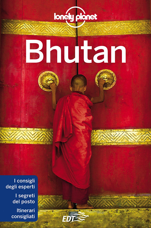 Bhutan Guida di viaggio 5a edizione - Dicembre 2014