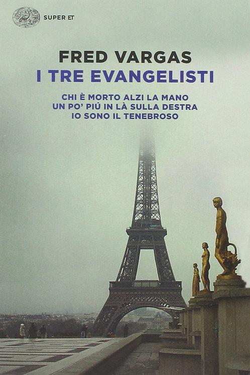 Tre evangelisti di Fred Vargas