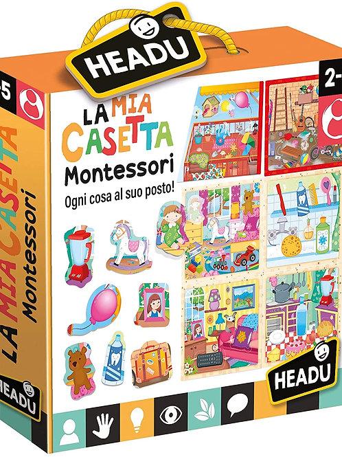 La mia casetta. Montessori