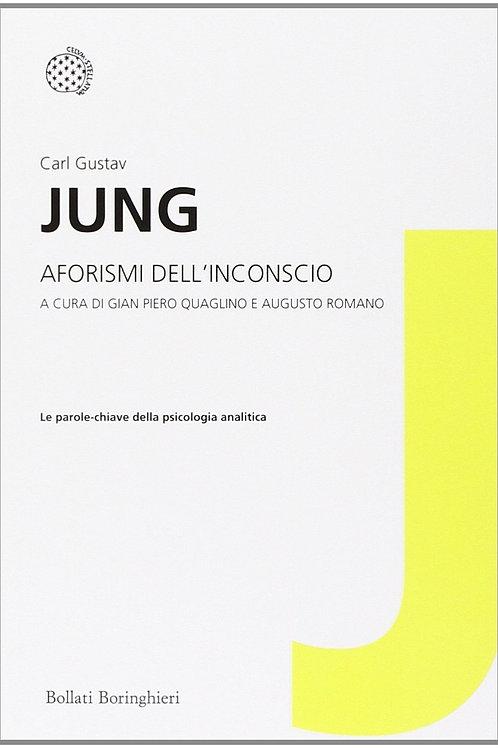 Aforismi dell'inconscio di Carl Gustav Jung