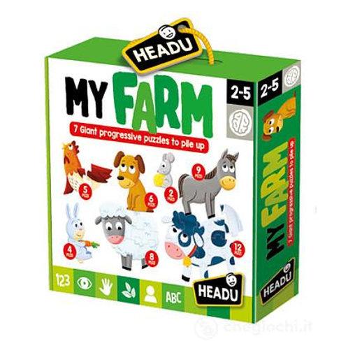 My Farm Progressive Puzzle