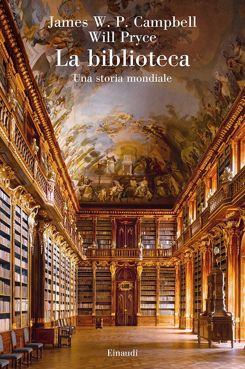 La biblioteca di James W. P. Campbell e Will Pryce