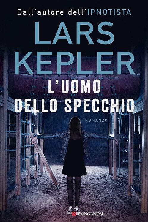 L'uomo dello specchio di Lars Kepler