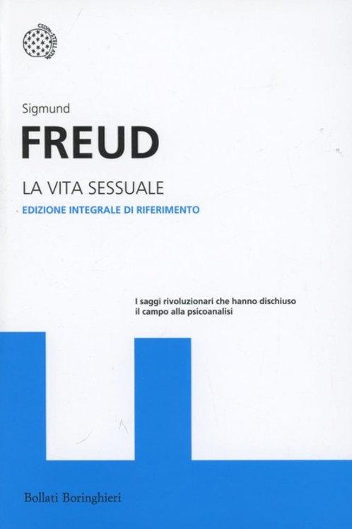 La vita sessuale di Sigmund Freud
