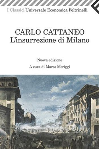 L'insurrezione di Milano di Carlo Cattaneo
