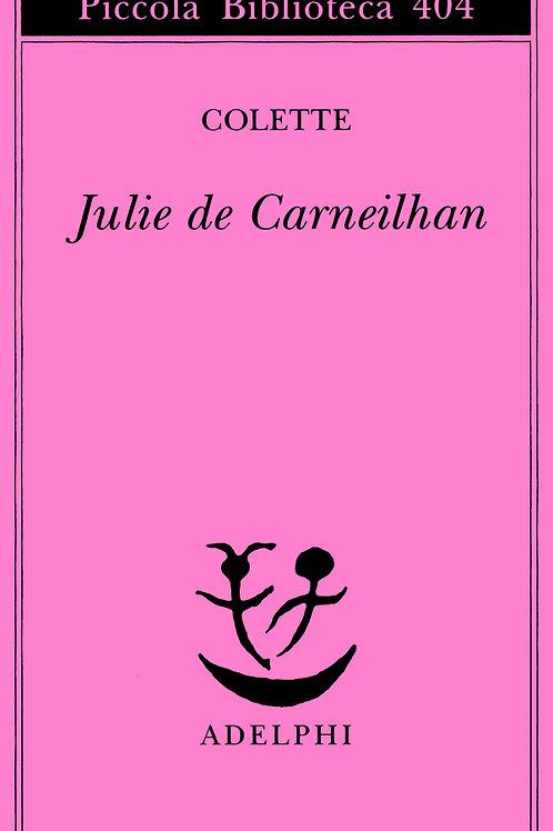 Julie de Carneilhan di  Colette