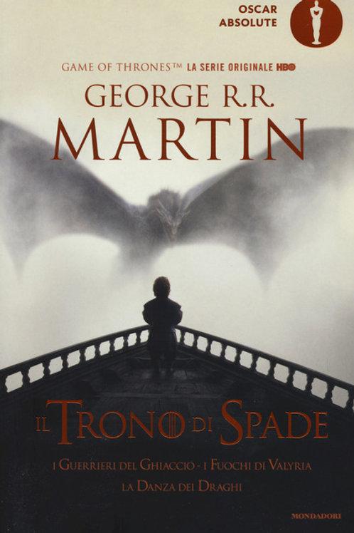 Il trono di spade. Libro quinto di George R. R. Martin - Mondadori