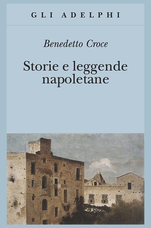 Storie e leggende napoletane di Benedetto Croce