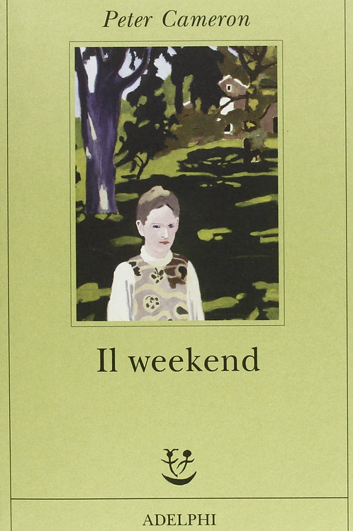 Il weekend di Peter Cameron