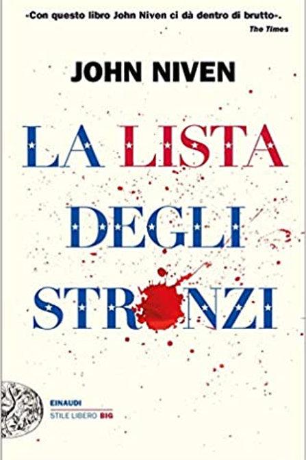 La lista degli stronzi di John Niven