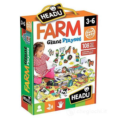 Play set. La grande fattoria
