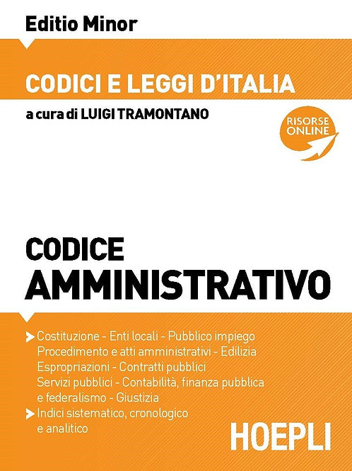 Codice amministrativo 2020