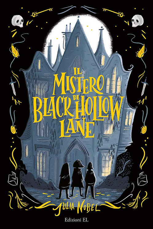 Il Mistero di Black Hollow Lane di Nobel Julia