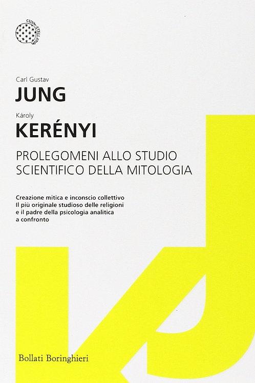Prolegomeni allo studio scientifico della mitologia di Carl Gustav Jung