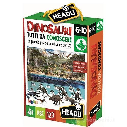 Dinosauri tutti da conoscere