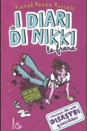 La frana. I diari di Nikki di Rachel Renée Russell - Il Castoro