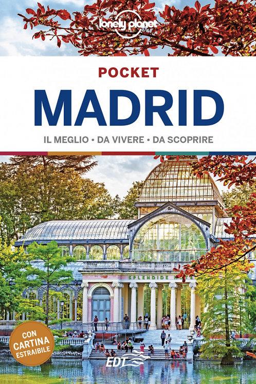 Madrid Pocket Guida di viaggio 5a edizione - Luglio 2019