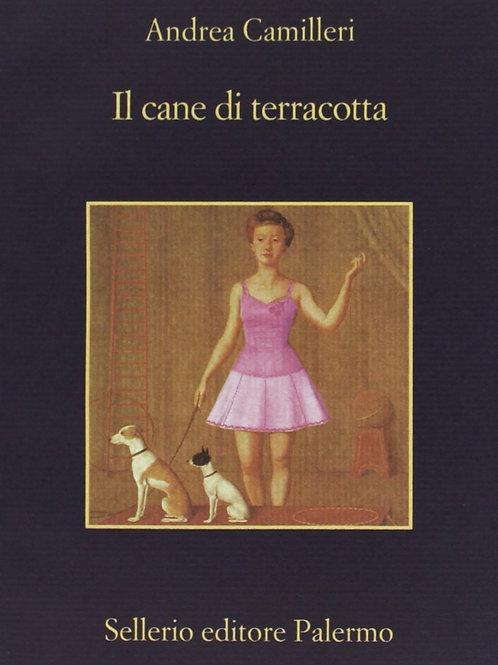 Cane di terracotta di Andrea Camilleri - Sellerio