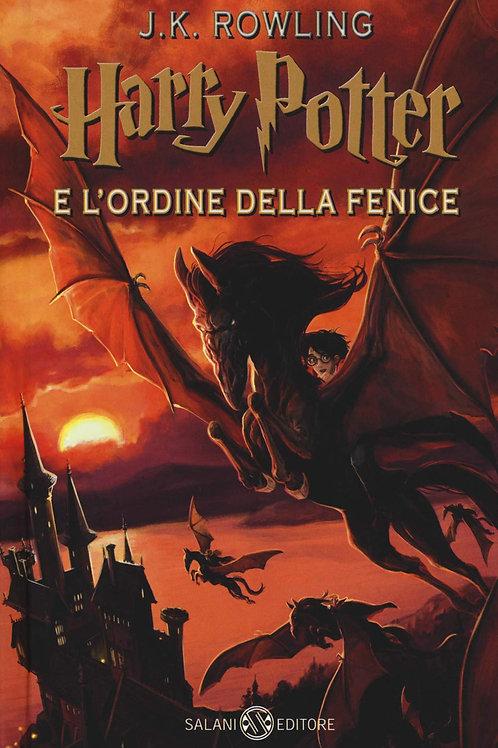 Harry Potter e l'Ordine della Fenice: 5 di J. K. Rowling