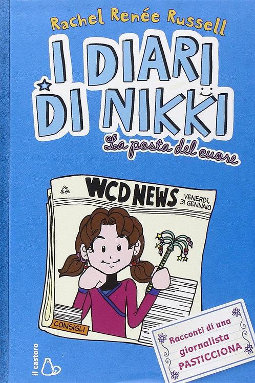 La posta del cuore. I diari di Nikki di Rachel Renée Russell - Il Castoro