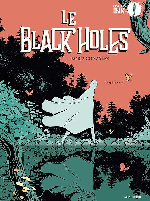 Il fantasma e le Black Holes di Gonzalez Borja