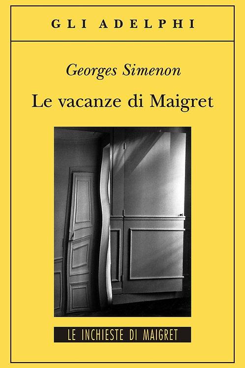 Le vacanze di Maigret di Georges Simenon