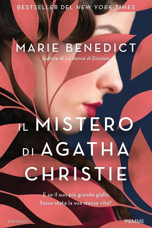 Il mistero di Agatha Christie di Marie Benedict