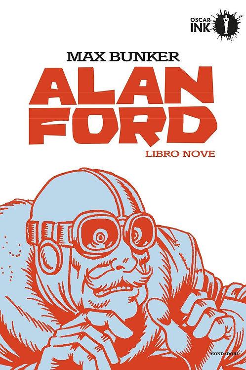 Alan Ford. Libro nove di Max Bunker e Magnus