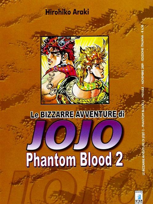 Jojo Phantom Blood n°2