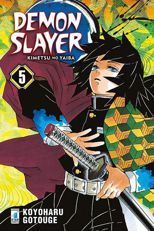 Demon Slayer n°5