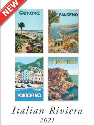 Calendario 2021 Italian Riviera