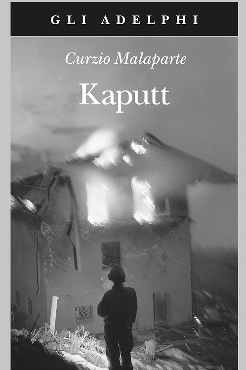 Kaputt di Curzio Malaparte
